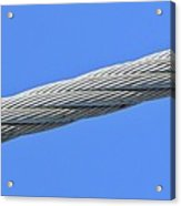 Cable Acrylic Print