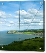 Cable Lift Acrylic Print