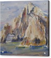 Cabo Arch Acrylic Print