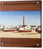 Cabo Polonio 2 Acrylic Print