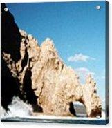 Cabo San Lucas Arch Acrylic Print