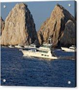 Cabo San Lucas - Sport Fishing Acrylic Print