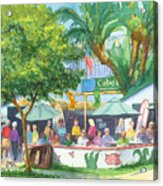 Cabos Bar And Grill Acrylic Print