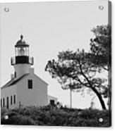 Cabrillo Lighthouse 3 Acrylic Print