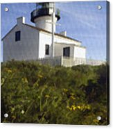 Cabrillo Lighthouse Acrylic Print