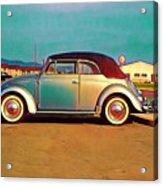 Cabriolet Classy Ride Acrylic Print