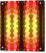 Cactus Vibrations 1 Acrylic Print
