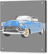 Caddy T-shirt Acrylic Print