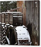 Cades Cove Mill I Acrylic Print