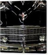 Cadillac Classic Acrylic Print