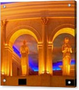 Caesar's Lobby - A C Acrylic Print
