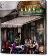 Cafe - Westfield Nj - Gabi's Sushi And Noodles Acrylic Print