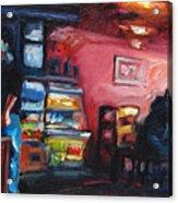 Cafe Boulange Acrylic Print