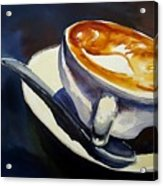 Cafe Noisette Acrylic Print
