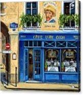 Cafe Van Gogh II Acrylic Print