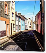 Cahersiveen Street Acrylic Print