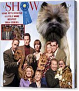 Cairn Terrier Art Canvas Print - Best In Show Movie Poster Acrylic Print