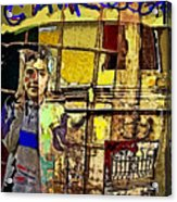Cairo 07 Acrylic Print
