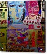 Cairo-43 Acrylic Print