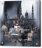 Cairo Egypt Art Acrylic Print