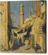 Cairo Acrylic Print