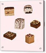 Cakes De02 Acrylic Print