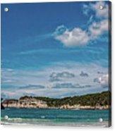 Cala Galdana Bay Menorca Acrylic Print