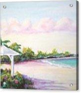 Calabash Bay Acrylic Print