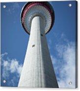 Calgary Tower Acrylic Print