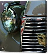 California Chevy Classic Acrylic Print