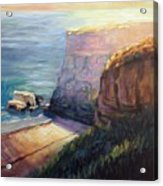 California Cliffs Acrylic Print