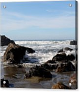 California Coast 11 Acrylic Print