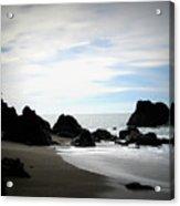 California Coast Iv Acrylic Print