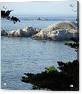 California Coast Vii Acrylic Print