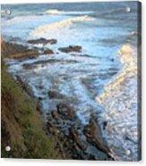 California Coastline 0553 Acrylic Print