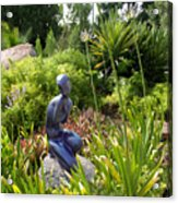 California Garden Acrylic Print