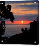 California Mediterranean Acrylic Print