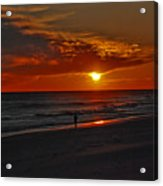 California Sun Acrylic Print