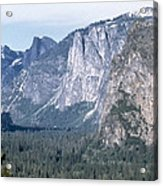 California: Yosemite Valley Acrylic Print