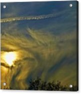 California's Sunrise Acrylic Print