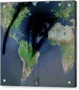 Call Of The Earth Acrylic Print