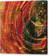 Call To Prayer - Bgctp Acrylic Print