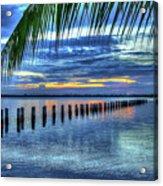 Caloosahatchee Evening Acrylic Print