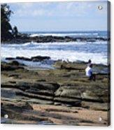 Caloundra Coast. #1 Acrylic Print