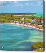 Calusa Beach Acrylic Print