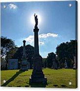Calvary Catholic Cemetery Acrylic Print