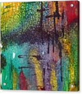Calvary Acrylic Print