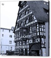 Calw A History Laden Town 01 Acrylic Print