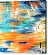 Calypso Acrylic Print