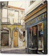 Calzados Victoria-leon Acrylic Print